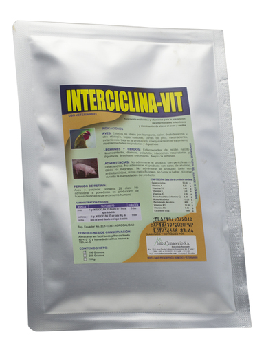 INTERCICLINA VIT